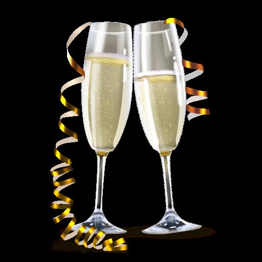 geopende champagne bewaren
